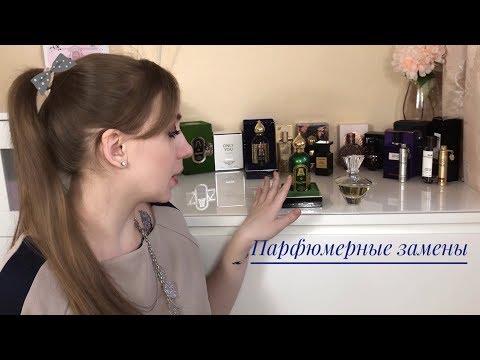 Ароматы двойники/ аналоги/ парфюмерные замены