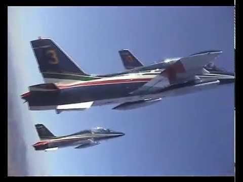 Aerobatic Team - Italian Air Force - Frecce Tricolori