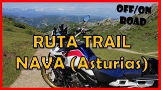 RUTA TRAIL POR NAVA (ASTURIAS)