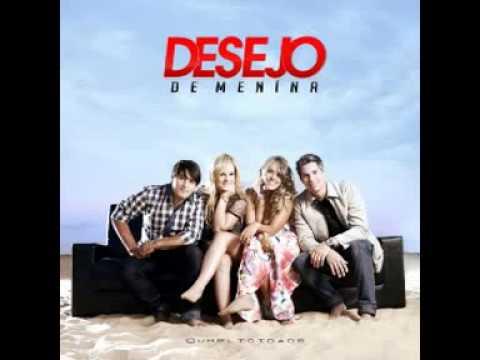 Desejo de Menina CD 07 - Cumplicidade (Completo)