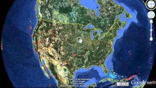 usa google map.avi
