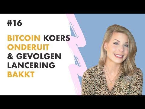 🚨 Bitcoin Koers En Hashrate Omlaag & Technische Analyse | #16 Madelon Praat | Misss Bitcoin