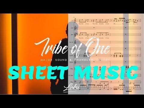 Tribe of One (Major Sound & Chandler Juliet) - Sheet music