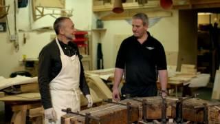Series 2 Episode 3: Michel Roux Jr. meets the Morgan Car Company - The Film