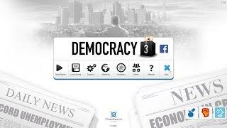 обзор Democracy 3 - сеем доброе вечное - демократию AlMoDi