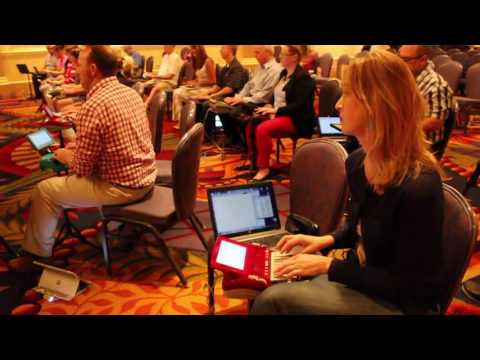 Speed Competition At National Court Reporters Association 2016 Conference