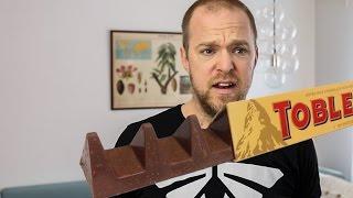 Toblerone - HUR SER DEN UT?