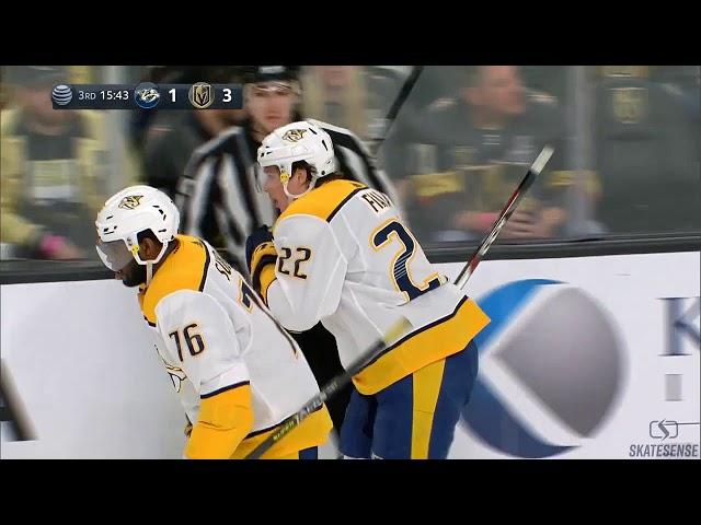 Hockey Skating Transition | Kevin Fiala