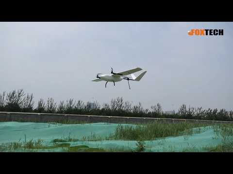 Discussion Nimbus 1800 Vectored Yaw VTOL ! Tricopter Long