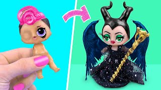 Never Too Old for Dolls! 10 Maleficent LOL Surprise DIYs