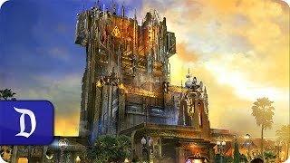Guardians of the Galaxy - Mission: BREAKOUT! Coming to Disney California Adventure Park by : Disneyland