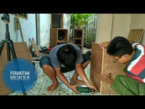 Perakitan Box Cbs 15 In Full - Timelapse