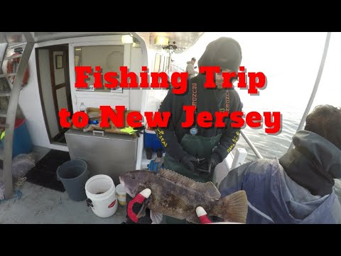 Catching Tautog In Big Mohawk