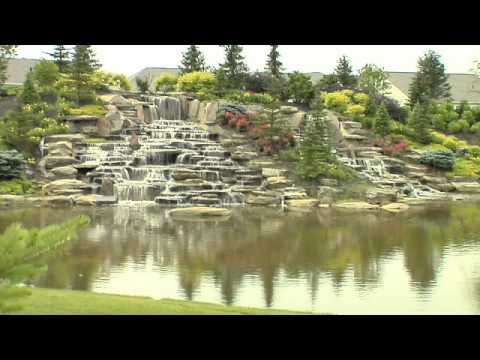 New Homes in Fishers Indiana - Britton Falls by Del Webb