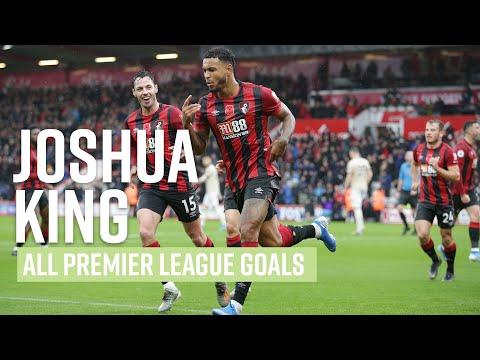 GOALS GALORE 🙌 | All of Joshua King's Premier League goals 🔥