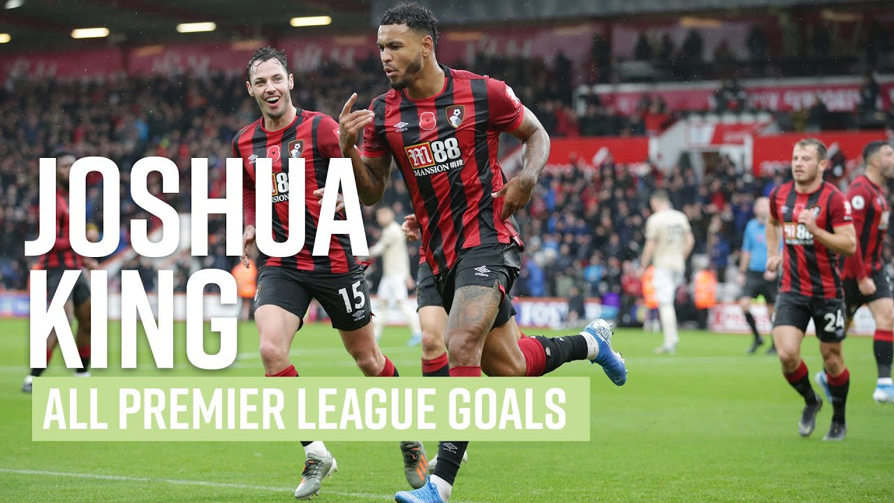 GOALS GALORE 🙌 | All of Joshua King's Premier League goals 🔥