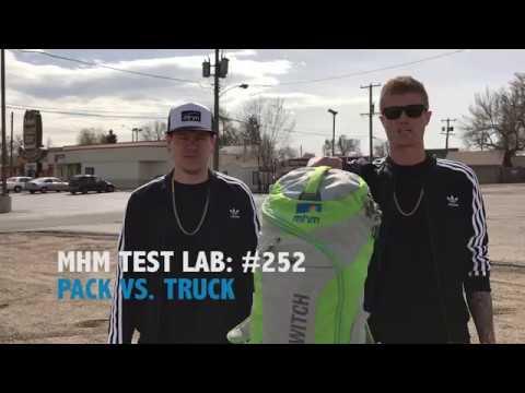 Test Lab #252: Pack vs. Truck