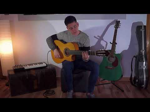 Solea Mia - Flamenco Covers by Paquillo Garcia