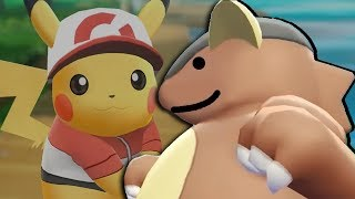 Kangaskhan Keeps On Being Broken In Pokemon Let's Go Pikachu and Eevee