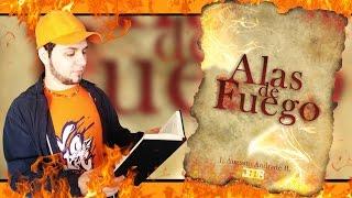 Alas de Fuego - Book/Cuento Trailer