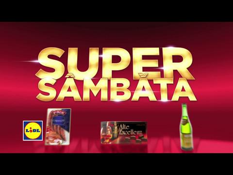 Super Sambata la Lidl • 20 Mai 2017