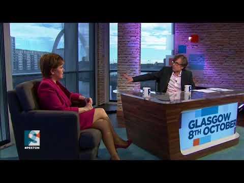 Nicola Sturgeon - Full Interview on Peston on Sunday