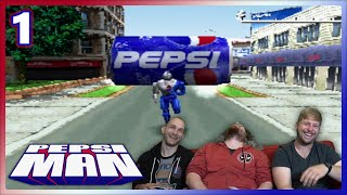 Join us on this journey back in time to play the greatest marketing game of all time, PEPSIMAAAAAAAAN!