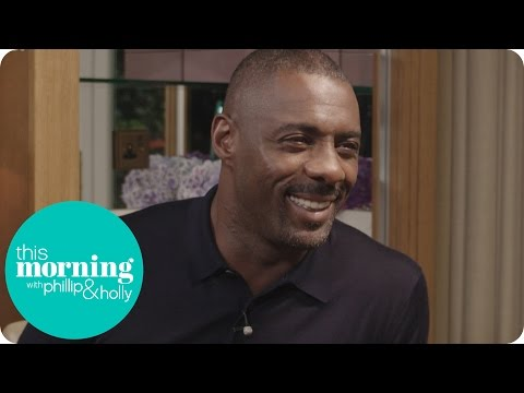 Idris Elba Talks Star Trek, Luther And Those Possible James Bond Rumours | This Morning