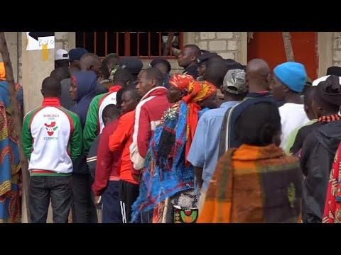 Burundi: référendum constitutionnel sous haute tension