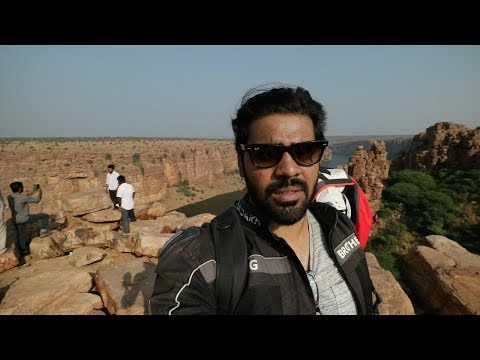 Riding to The Grand Canyon of INDIA |...