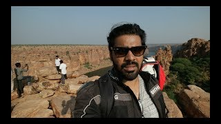 Riding to The Grand Canyon of INDIA | Gandikota | Triumph Tiger