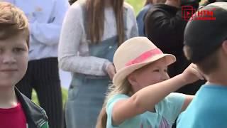 Студенты МГПИ провели «Уроки чистоты»   в детском лагере  «Солнечная Мордовия»