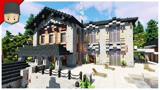 Minecraft - French Country House