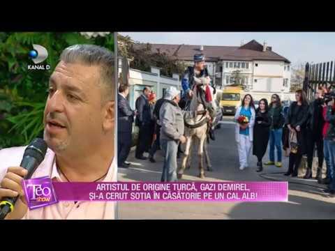 Teo Show (23.05.2018) - Gazi Demirel, poveste de iubire ca in povesti! Partea 3
