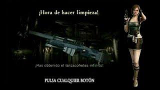 Resident Evil (Remake) Conseguir ARMAS Infinitas y Todos los TRAJES