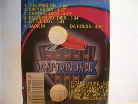 Captain Jack - The mission