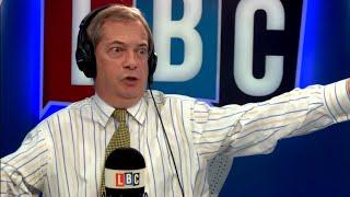 The Nigel Farage Show: High street vs Online/Liberal Brexit? LBC - 19th April 2018