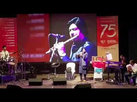 Paras Nath Live Flute krishna Theme OMG
