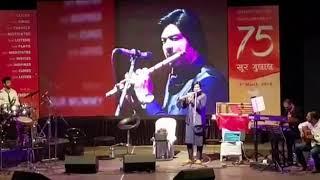 Gambar cover Paras Nath Live Flute krishna Theme OMG