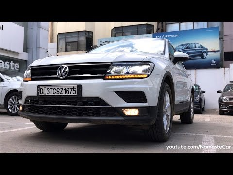 Volkswagen Tiguan Highline 2.0 TDI 4Motion 2018 | Real-life review