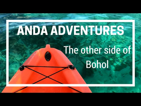 ANDA ADVENTURES-The other side of Bohol