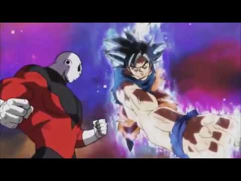 Goku Ultra Instinct vs Jiren [AMV] - Indestructible
