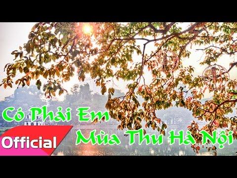 [Karaoke HD] Có Phải Em Mùa Thu Hà Nội