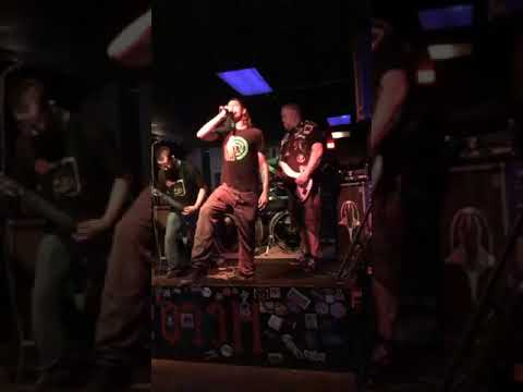 Gravehuffer Live at Hero's: Ft. Smith, Arkansas 09-22-18