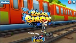 Ukázka ze hry Subway  na Pc