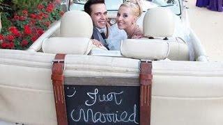 noelia y antonio el dia de nuestra boda