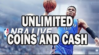 NBA Live Mobile Hack - Coins & FREE NBA Cash [2017 Updated]
