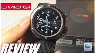 REVIEW: Umidigi Uwatch GT Sports Smartwatch, 5ATM, Bluetooth 5.0
