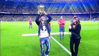 Messi's LOVE for His Mother ||HD||