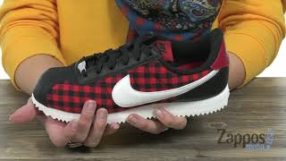 Nike Kids Cortez Basic Text SE (Big Kid) SKU: 9106002